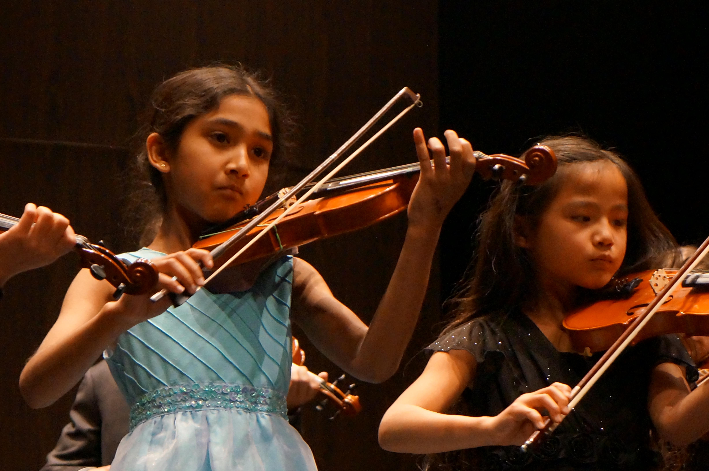 young virtuosos