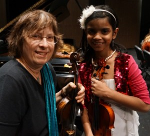 with LaDonna Smith, Director